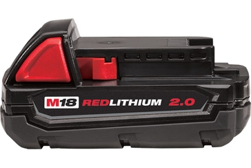 Milwaukee M18 REDLITHIUM 2.0 Compact Battery Pack 48-11-1820