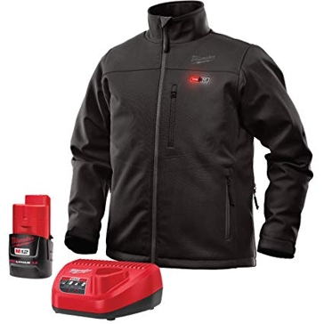 Milwaukee M12 Heated Jacket Kit - Black