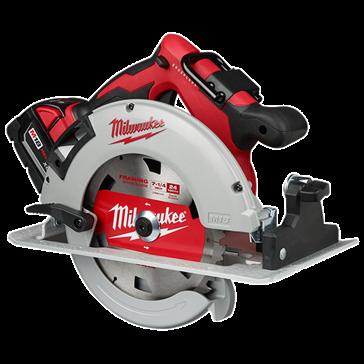 "Milwaukee M18 18-Volt Brushless Cordless - 7 1/4"" Circular Saw"