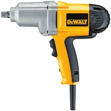 "Dewalt 1/2"" Impact Wrench with Detent Pin Anvil DW292"