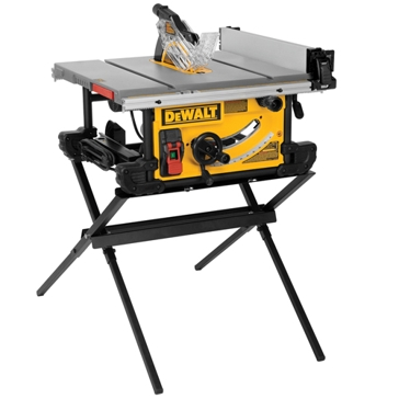 "Dewalt 10"" Table Saw with Stand DWE7490X"