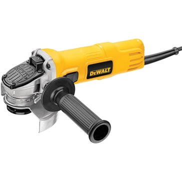 "Dewalt 4.5"" Small Angle Grinder with One-Touch Guard DWE4011"