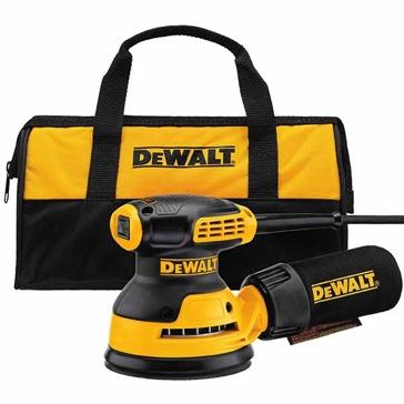 "Dewalt 5"" Random Orbit Sander Kit DWE6421K"