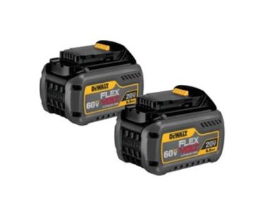 Dewalt FLEXVOLT 20/60V MAX 6AH Battery 2 Pack DCB606-2