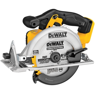 "Dewalt 20V MAX 6.5"" Circular Saw BARE TOOL DCS391B"
