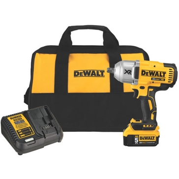 Dewalt 20V Brushless Impact Wrench DCF899P1