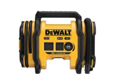 DeWalt 20V MAX* CORDED/CORDLESS AIR INFLATOR DCC020IB