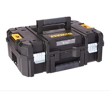 DEWALT Flat Top Tool Box, TSTAK II, (DWST17807)