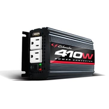 Schumacher 410 Watt/820 Peak Watt Power Converter XI41B