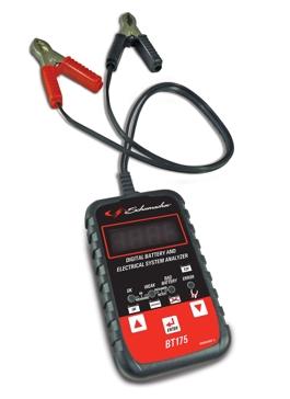 Schumacher BT175 Digital 12V Battery Tester