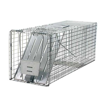 Havahart 1-Door Live Animal Cage Trap 1079T