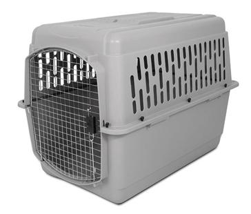 Aspen Pet Pet Porter Mouse Gray 70-90lb