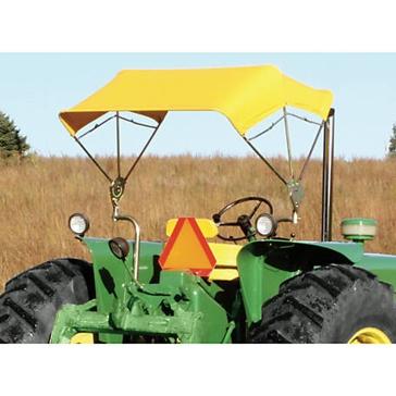 Canopy Tractor Umbrella- Yellow