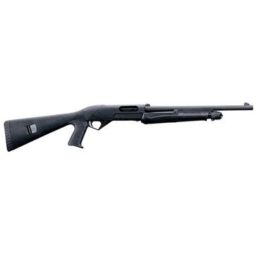 """Benelli SuperNova Tactical Pump 12ga 18"""" Shotgun"""