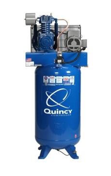 Quincy 80 Gallon 5HP 2-Stage Upright Air Compressor