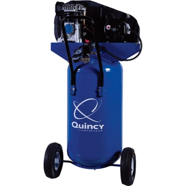 Quincy Compressor 26Gal 2HP Single Stage Air Upright Compressor