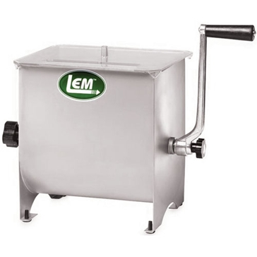LEM 20 Lb. Manual Meat Mixer 654