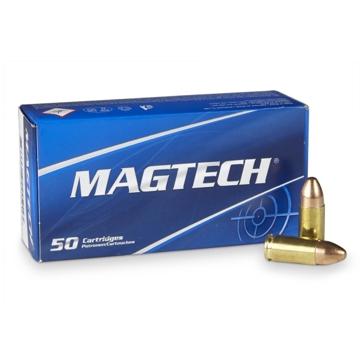 Magtech 9mm Luger 124 Grain FMJ 50CT