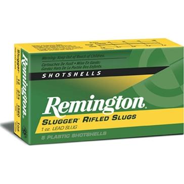 "Remington Slugger Rifled Slug Loads 410ga 2-1/2"" 5RD"