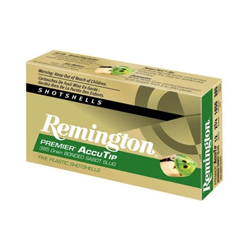 "Remington Premier AccuTip Sabot Slug 20ga 3"" 5RD"