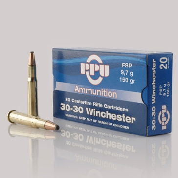 Prvi Partizan 30-30 Winchester 150 GR FSP 20RD