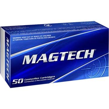 Magtech/CBC 9mm Luger 115 GR FMJ 50RD