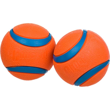 Chuckit! Ultra Rubber Ball Dog Toy Medium