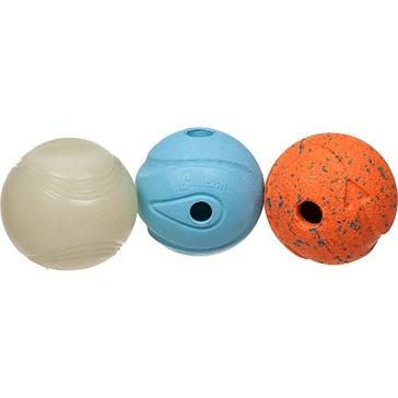 Chuckit! Medley Ball Set Dog Toy Medium