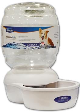 Petmate Replendish Gravity Pet Waterer 2.5 Gallon