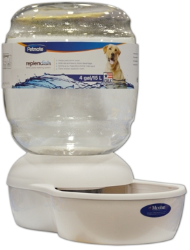 Petmate Replendish Gravity Pet Waterer 4 Gallon