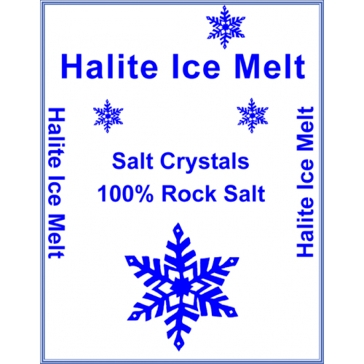 T&N Halite Ice Melt 50lb