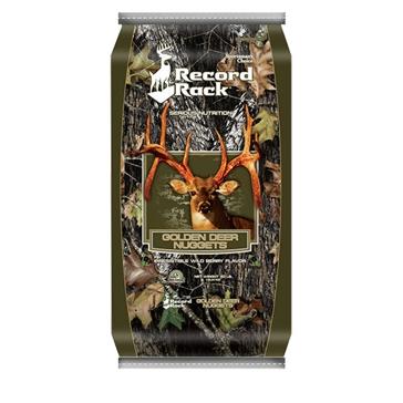 Sportsmans Choice Record Rack 40 lb. Golden Deer Nuggets 45011