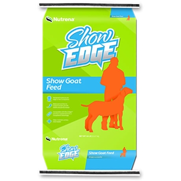 Nutrena Show Edge Show Goat Feed 50lb