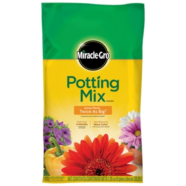Miracle-Gro Potting Mix 1Cu.Ft.