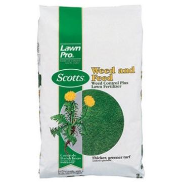 Scotts LawnPro Weed & Feed Lawn Fertilizer 43.89lb
