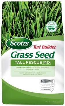 Scotts Turf Builder Tall Fescue Mix, 7-Pound