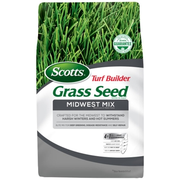Scotts Turf Builder 17940 Grass Seed, 3 lb