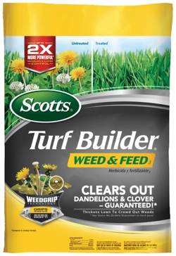 Scotts Turf Builder Weed & Feed 15M 16 Lbs.