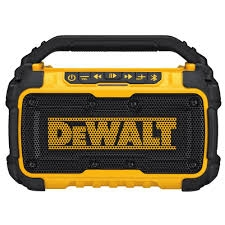 DeWalt 20V Jobsite Bluetooth Speaker