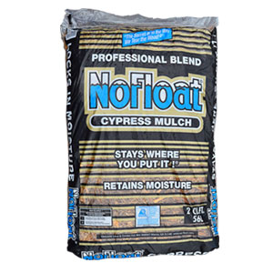 Professional Blend Cypress Mulch 2 cu ft Bag