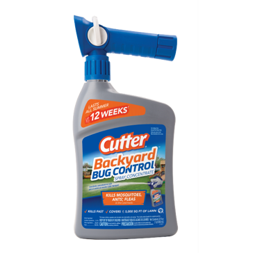Cutter Backyard Bug Control Concentrate 32 OZ.