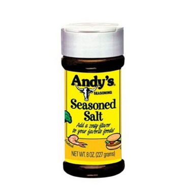 Andy's Seasoned Salt 8oz