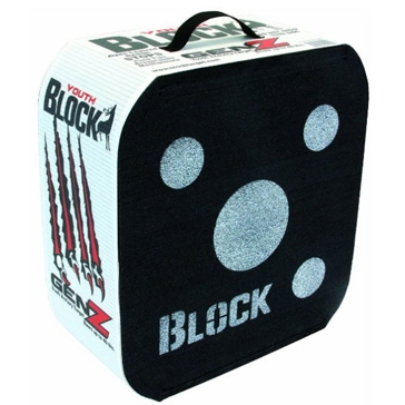 Field Logic Youth Block GenZ Open Target 18 x 18 x 16