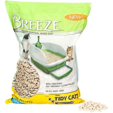 Breeze Cat Litter Pellets Refill 56oz.