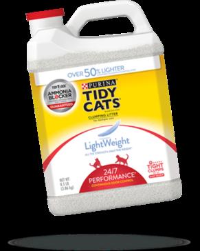 Tidy Cats Lightweight Cat Litter - 8.5 Lbs.