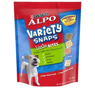 Purina ALPO Variety Snaps® Little Bites Dog Treats 60 Oz.