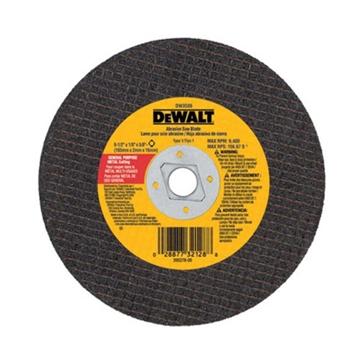 """Dewalt 7"""" x 1/8"""" x 5/8"""" Diamond Drive Metal Cutting Blade DW3511"""