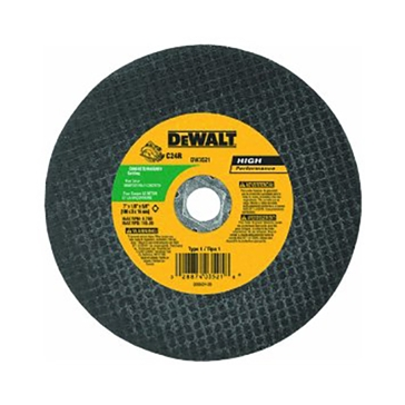 "Dewalt 7"" x 1/8"" x 5/8"" Diamond Drive Masonry Cutting Wheel DW3521"