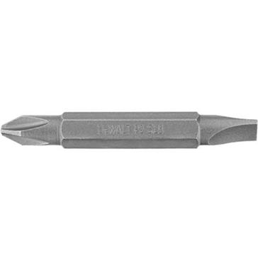 Dewalt #2 Phillips/#8 Slotted Double-Ended Bit DW2024