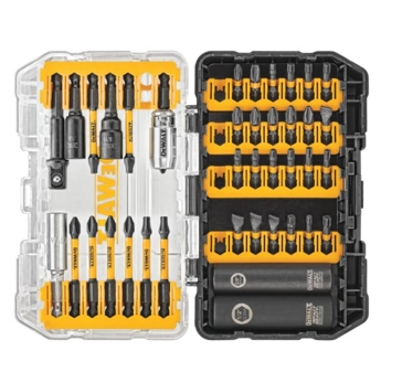 DeWalt 35 pc. FlexTorq® Impact Ready Screwdriving Bit Sets with Toughcase®+ System
